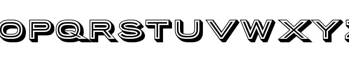 PorterSansBlock Font UPPERCASE