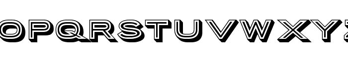 PorterSansBlock Font LOWERCASE