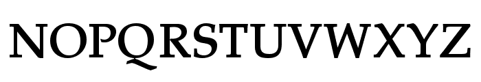 Portland LDO Bold Font UPPERCASE