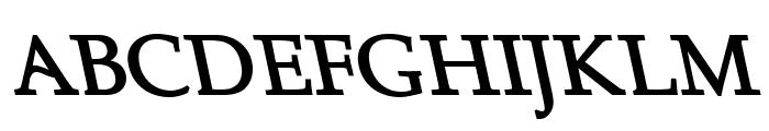 Portland LDO Sinistral Bold Font UPPERCASE