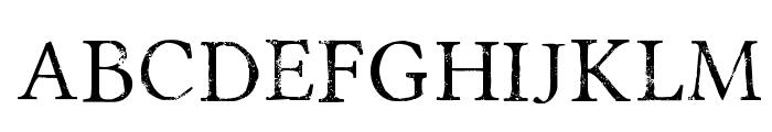 Portmanteau-Regular Font LOWERCASE