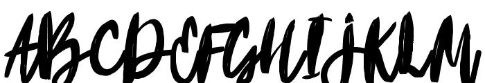 Portobesto Font UPPERCASE