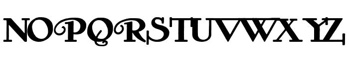 Portugal Vintage Font UPPERCASE