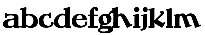 Portugal Vintage Font LOWERCASE
