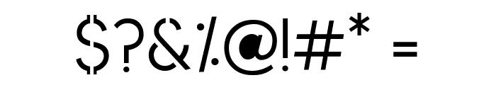 Post No Bills Colombo Medium Font OTHER CHARS