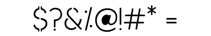 Post No Bills Jaffna Regular Font OTHER CHARS