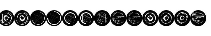 PostConstructivismInvers Font LOWERCASE