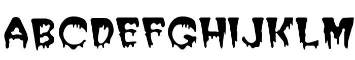 PostCrypt Font LOWERCASE