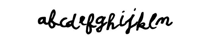 PosterScriptB Font UPPERCASE