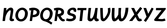 Postface Font UPPERCASE