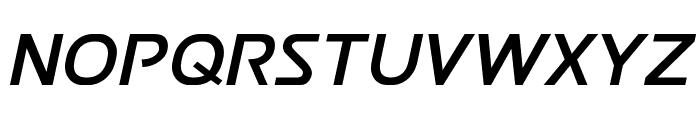 Postmaster Font UPPERCASE