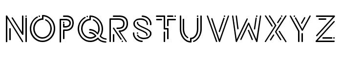 Potra Font UPPERCASE