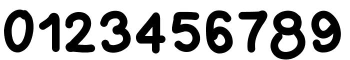 PoundCake69 Font OTHER CHARS