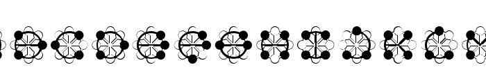 Pow-waw Font LOWERCASE