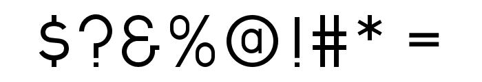 Powdah Font OTHER CHARS