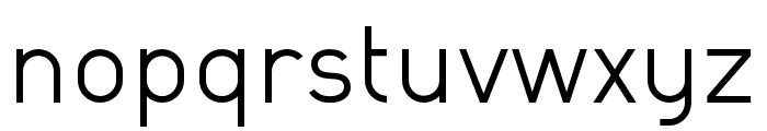 Powdah Font LOWERCASE