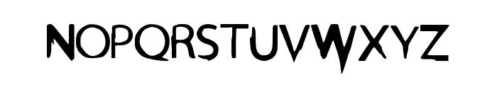 PowerBalloon Font UPPERCASE