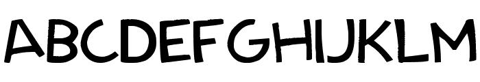 Powerhouse Era Font UPPERCASE