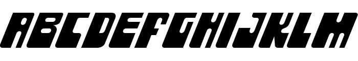 Powerhouse Font LOWERCASE