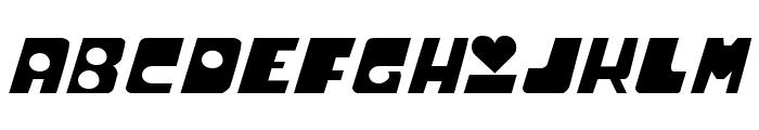 Powerpuff Font LOWERCASE