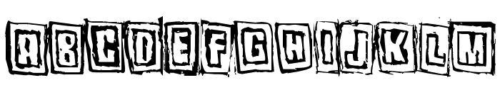Pozo Font UPPERCASE