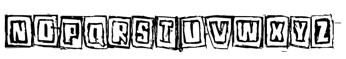 Pozo Font LOWERCASE