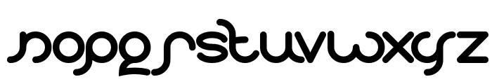 polysoup Font LOWERCASE