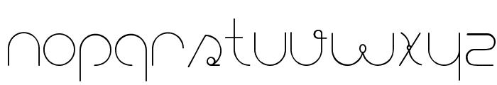 portatil font Font LOWERCASE