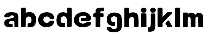 potama Font LOWERCASE