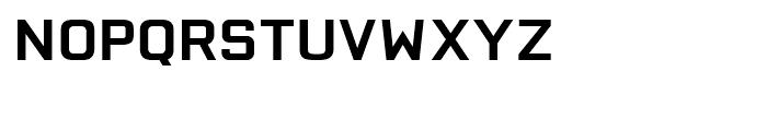 Positec Bold Font UPPERCASE