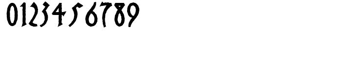 Possum Saltare NF Regular Font OTHER CHARS