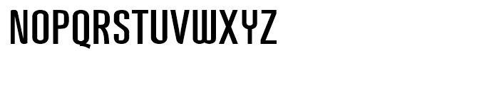 Post Industrial Dark Font UPPERCASE