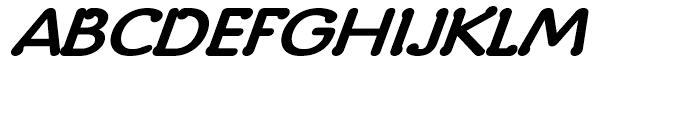 Potager Black Font UPPERCASE