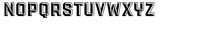 PowerStation Block Font UPPERCASE