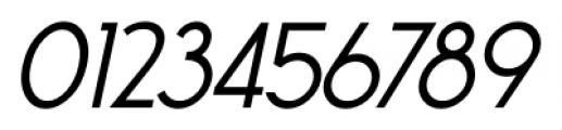 Pocatello JNL Oblique Font OTHER CHARS