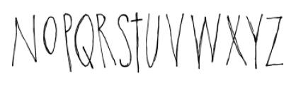 Poison Ivy Regular Font LOWERCASE