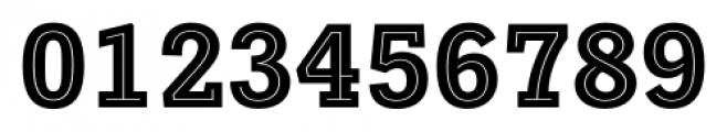 Posterizer KG Inline Regular Font OTHER CHARS