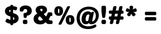 Posterizer KG Rounded Regular Font OTHER CHARS