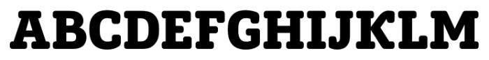 Posterizer KG Rounded Regular Font UPPERCASE