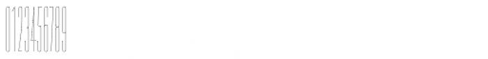 PODIUM Sharp 1.1 Font OTHER CHARS