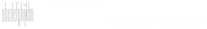 PODIUM Sharp 1.1 Font LOWERCASE