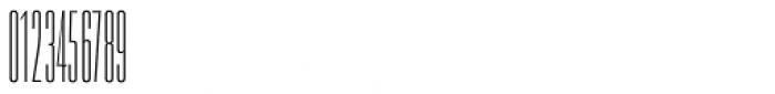 PODIUM Sharp 1.4 Font OTHER CHARS