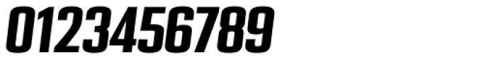 PODIUM Sharp 3.10 italic Font OTHER CHARS