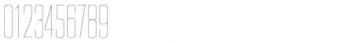 PODIUM Sharp 3.1 Font OTHER CHARS