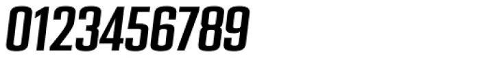 PODIUM Sharp 3.9 italic Font OTHER CHARS