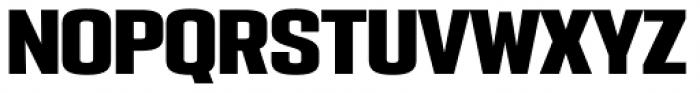 PODIUM Sharp 4.11 Font UPPERCASE