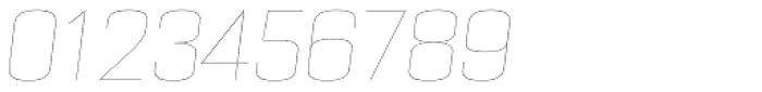 PODIUM Sharp 6.1 italic Font OTHER CHARS