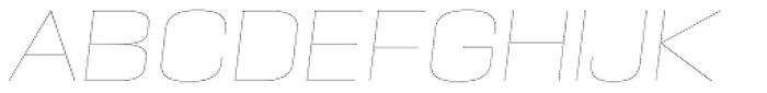PODIUM Sharp 8.1 italic Font UPPERCASE