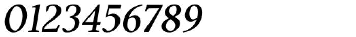 Pobla Italic Font OTHER CHARS