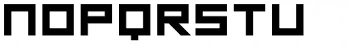 Poca Font UPPERCASE
